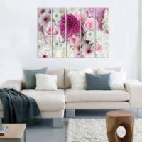 Decor Desing 5 Parçalı Dekoratif Tablo Vsrm123
