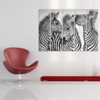 Decor Desing 5 Parçalı Dekoratif Tablo Vsrm130