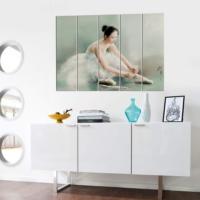 Decor Desing Dekoratif Beş Li Mdf Tablo Xtp300
