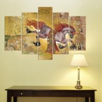 Decor Desing 5 Parçalı Dekoratif Tablo Y5Tp060