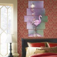 Decor Desing 5 Parçalı Dekoratif Tablo Y5Tp084