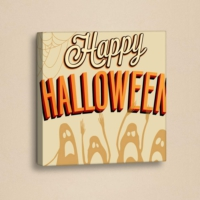 Decor Desing Halloween Kanvas Tablo Hl028
