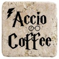 XukX Dizayn Accio Coffee Bardak Altlığı