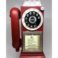 Decotown Nostaljik Telefon Biblo