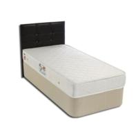Tek Kişilik Sandıklı Baza + Başlık + Yatak Full Set