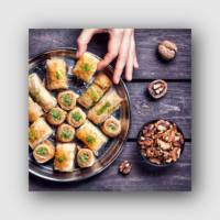 Artredgallery Yiyecek İçecek Tablo