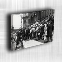 Doku Canvas Baskı Atatürk Atge-002