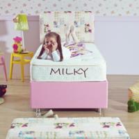 Mattrest Pinky Baza & Başlık Set