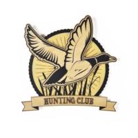 Purupa Hunting Duck Dekoratif Obje Hediyelik