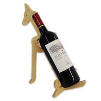 Purupa Tekli Tilki Şarap Standı
