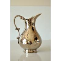 Şahika Tasarım - Gümüş Kaplama Bakır Sürahi