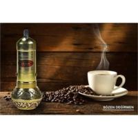 Sonay Bakırcılık Pirinç Kahve Öğütücü Topak Model