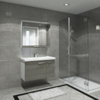 Boncuk Banyo Gag 90 Cm Banyo Dolabı Mdf