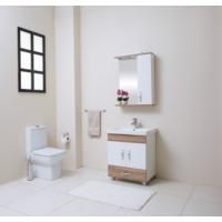Boncuk Banyo Paula 65Cm Banyo Dolabı Mdf
