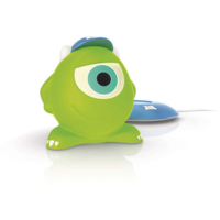Philips Mike Yeşil Led Softpal Taşınabilir