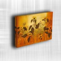 Doku Canvas Baskı Çiçek- CIGE262