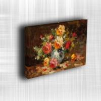 Doku Canvas Baskı Çiçek- CIGE122