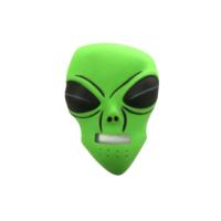 KullanAtMarket Halloween Uzaylı Dekor Maske - 1 Adet