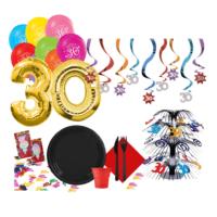 KullanAtMarket 30 Yaş Özel Parti Seti - 295 Adet