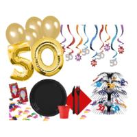 KullanAtMarket 50 Yas Özel Parti Seti - 295 Adet