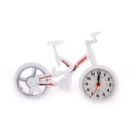 Yeshills Bisiklet Tasarımlı Alarmlı Masa Saati