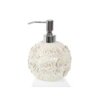 ROMANTIC Sedef Sıvı Sabunluk Ekru Sıvı Sabunluk
