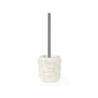 ROMANTIC Sedef Tuvalet Fırçası Ekru Tuvalet Fırçası