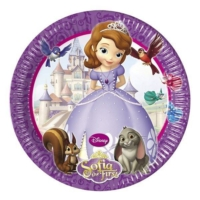 Disney Prenses Sofia Tabak ( 8 Adet)