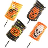 Hkostüm Cadılar Bayramı Halloween Parti Gemici Fener 4 Adet