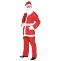 Hkostüm Yetişkin Noel Baba Kostümü