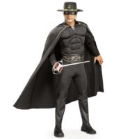 Rubies Zorro Yetişkin Kostüm Lüks