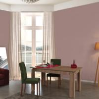 Pasific Home Huqqa Yemek Masası Açık Meşe