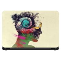 15.6 INC Notebook Sticker Hairart