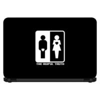 15.6 INC Notebook Sticker 1 Erkek 1 Kadın