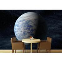 Dark Space 014 Duvar Sticker 250x250cm