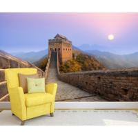 China Sunrisa Duvar Sticker 145x145cm