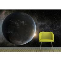 Dark Space 009 Duvar Sticker 250x250cm