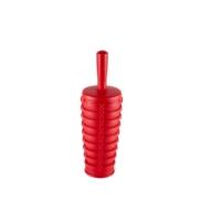 Primanova Palm Kırmızı Tuvalet Fırçası