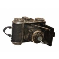 Decotown Nostaljik Kısa Fotoğraf Makinası Biblo