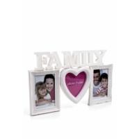 Decotown Family Kalpli Plastik Fotoğraf Çerçevesi
