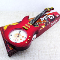 Original Boutique Guitar Wall Clock - Gitar Duvar Saati