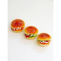 Pratik Hamburger Gerçekçi Buzdolabı Magneti