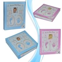 Pratik Yeni Doğan Bebek Albümü (120 Fotograflık)