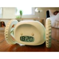 Pratik Kaçan Alarmlı Saat
