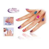 Pratik Tırnak Süsleme Seti Salon Express