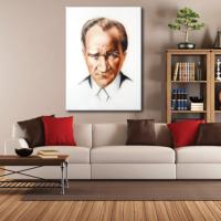 Tablom Atatürk Portre Tablo