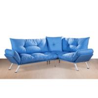 Sigma Tasarım Doğa Köşe Koltuk Mavi