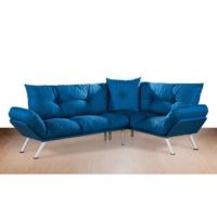 Sigma Tasarım Doğa Köşe Koltuk Koyu Mavi