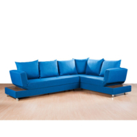Sigma Tasarım Roma Köşe Koltuk Mavi