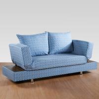 Sigma Tasarım Roma Sandıklı Kanepe Hasır Mavi